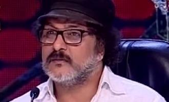 V Ravichandran emotional