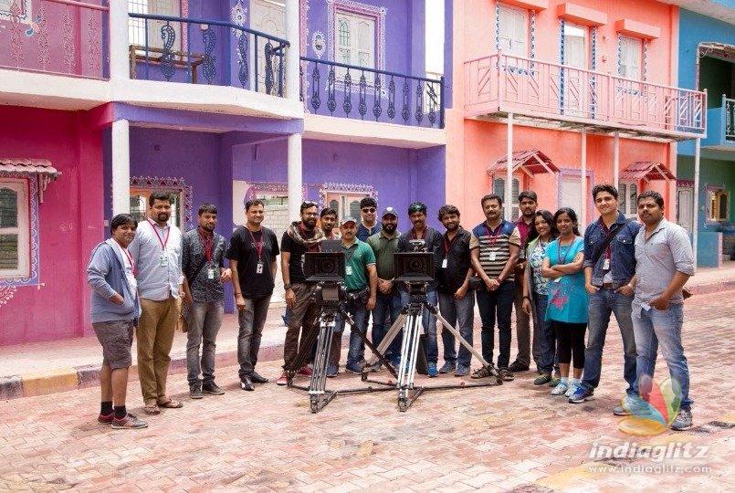C 5 cinematography workshop - Tamil News - IndiaGlitz com