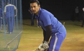 Darshan batting for fans