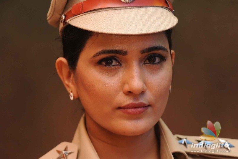 Mythria Gowda is a cop