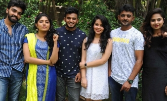 Ondu Kathe Helala Film Launch Press Meet