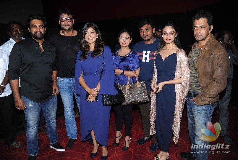 Triple Kush in Arjun family
