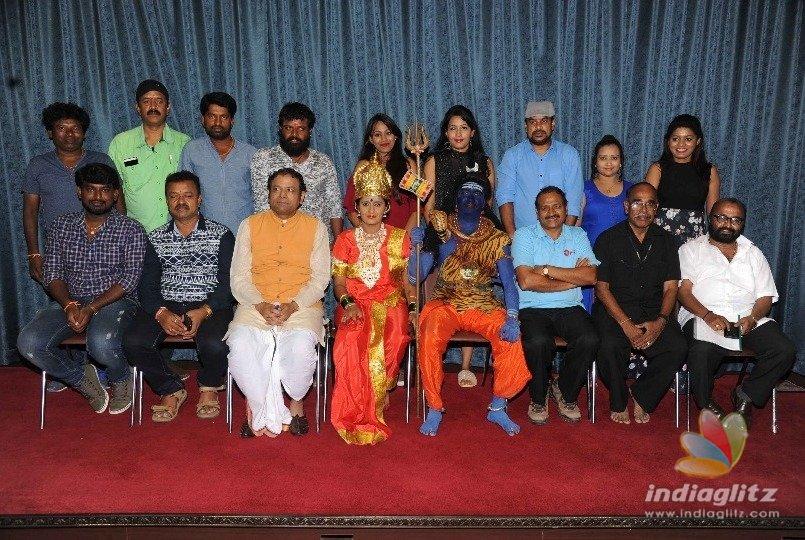 Shivu Paru accolades galore