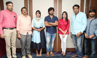 Akira Press Meet