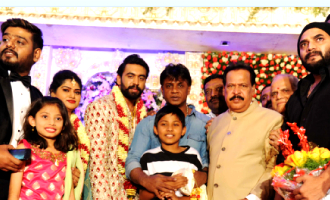 Anup Sara Govind Wedding