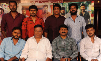 Dada Is Back_Film Press Meet