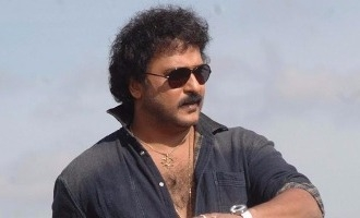 Ravichandran no moustache, he is Sri Krishna
