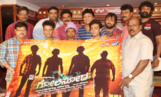 Goli Soda Film Poster Launch Press Meet
