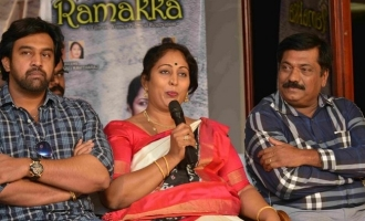 'Hebbet Ramakka' Film Press Meet