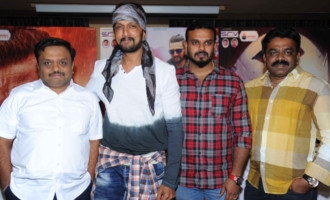 'Hebbuli' Movie Press Meet