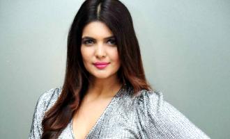 Ihana Dhillon Hindi Film Actress Press Meet