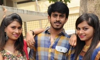 'Just Miss' Film Launch Press Meet