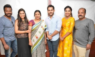 'Kanoorayana' Film Press Meet