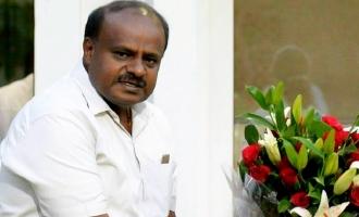 H D Kumaraswamy film personality chief minister