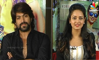 Masterpiece Kannada Movie Press Meet | Yash, Shanvi Srivastava