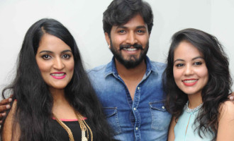 Megha Alias Maggie Film Audio Launch & Press Meet