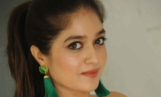 Meghana Raj Press Meet