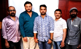 'Naanu Lover of Jaanu' Film Press Meet
