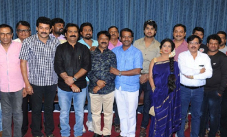 'Naragunda Bhandaya' Film Press Meet