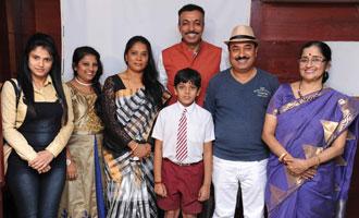 Nammavaru Film Press Meet