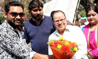 'Bettada Daari' Film Launch Press Meet