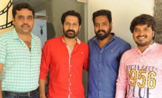 Pani Puri Film Press Meet