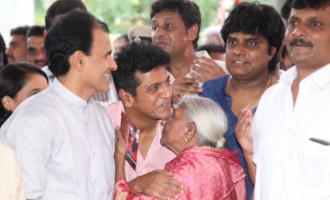 Dr. Rajkumar birth anniversary celebration