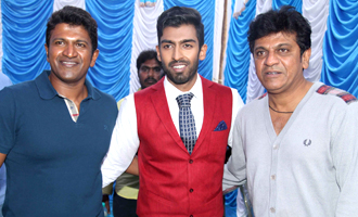 'Run Anthony' Film Launch and Press Meet