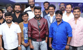 'Seizer' Film Press Meet
