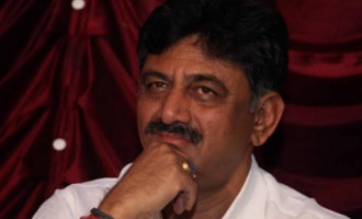 IT raids, power minister DK Shivakumar disturbed
