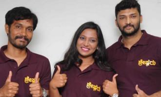 Shreshtaru Film Press Meet