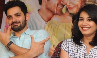 Smile Please Movie Press Meet