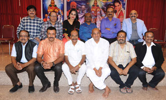 Sri Omkar Ayyappa _Film Press Meet