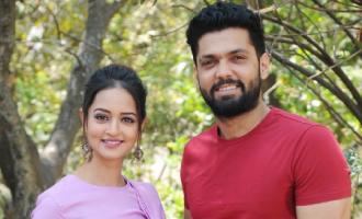 'Sriman Narayana' Film Launch Press Meet
