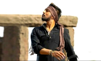 Sudeep new look in The Villain