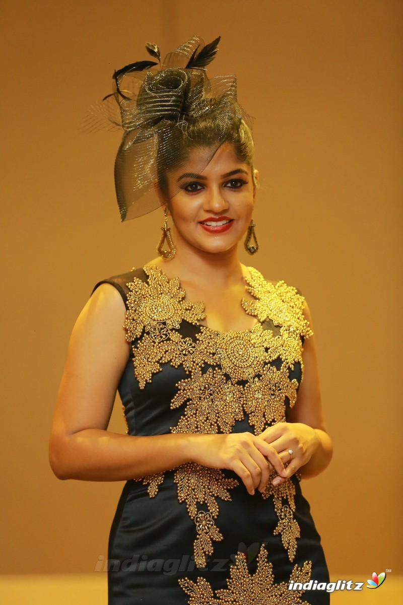 Aparna Balamurali new look at Kerala Fashion League Exclusive gallery