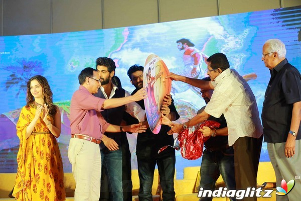 'Bahubali 2' Press Meet