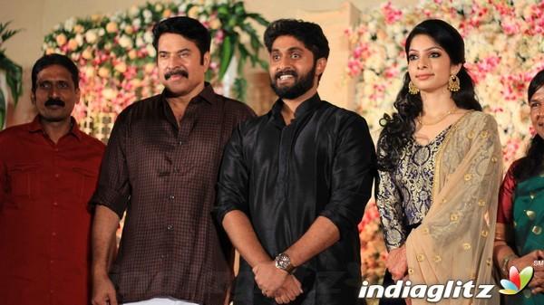 Dhyan sreenivasan & Arpita Marriage