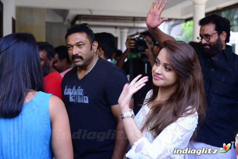 Honey Bee 2 Movie Pooja