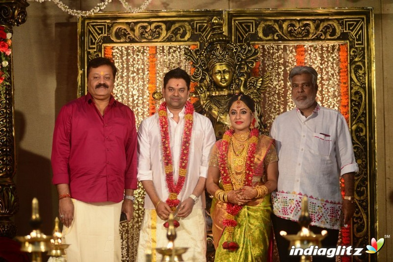 Jyothi Krishna Wedding