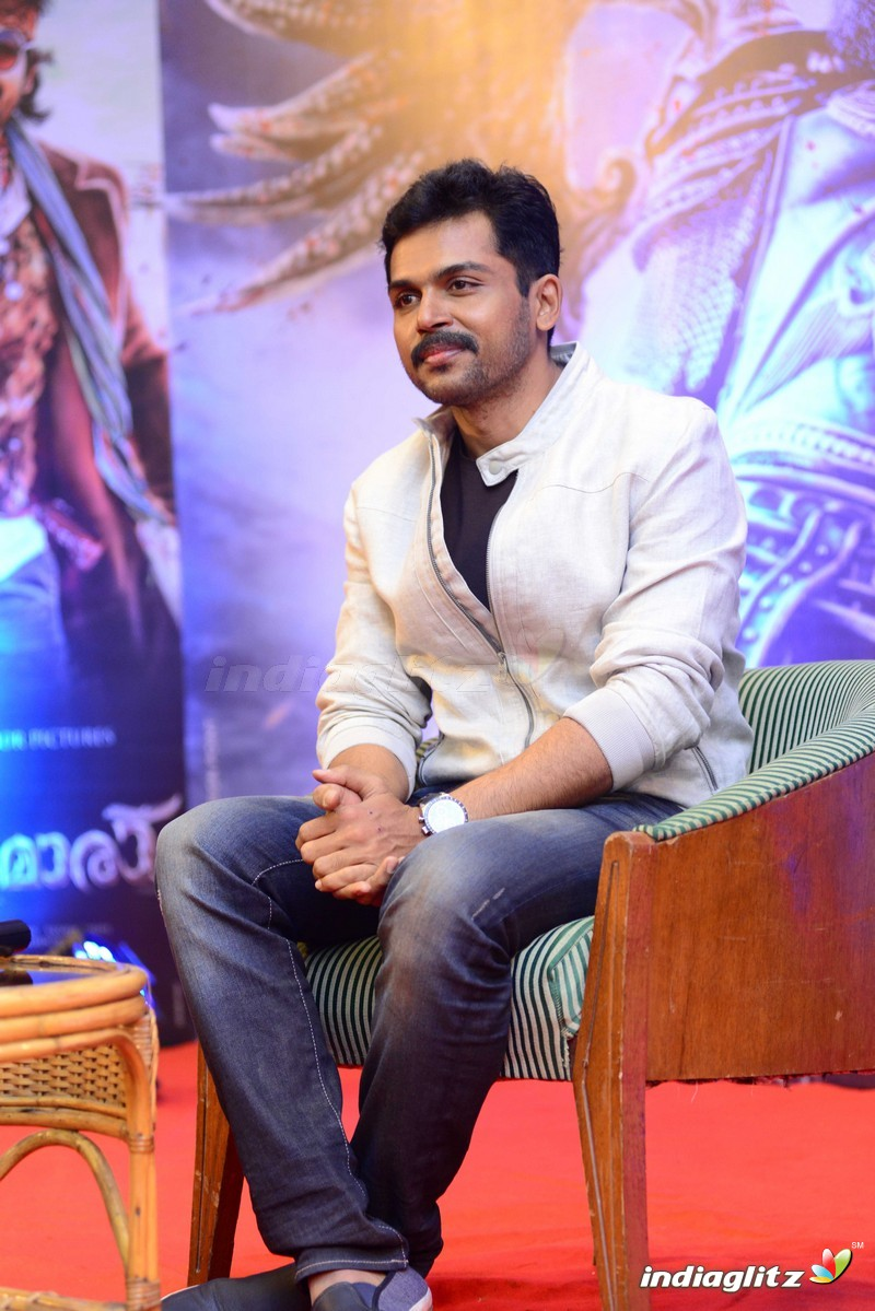 Kashmora Movie Press Meet