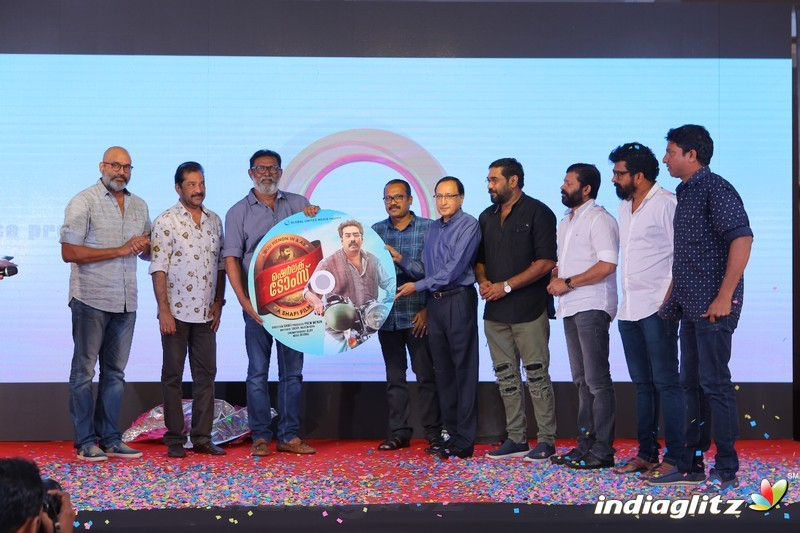 Sherlock Toms Audio Launch