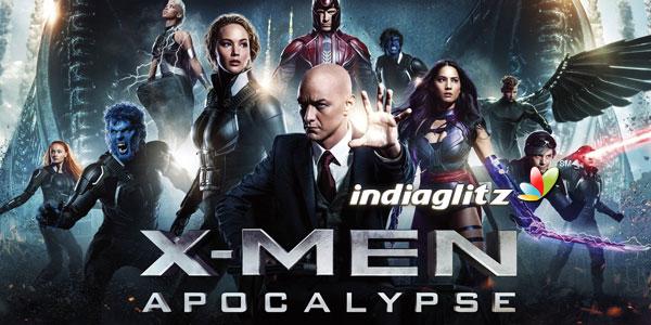 X-Men: Apocalypse Peview