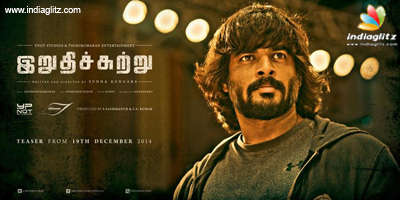 Irudhi Suttru Music Review