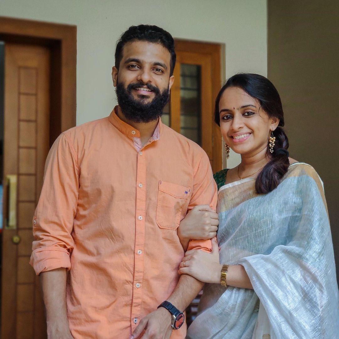 neeraj Madhav photos baby girl