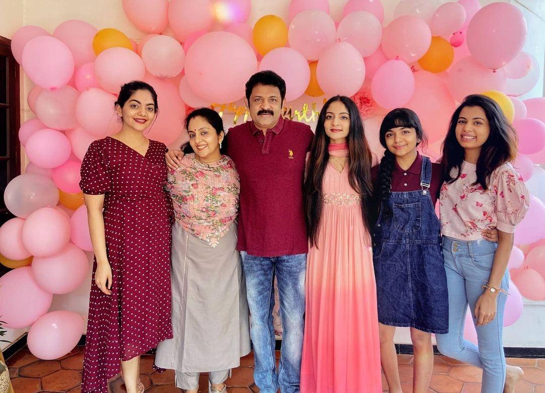 Krishnakumar actor house