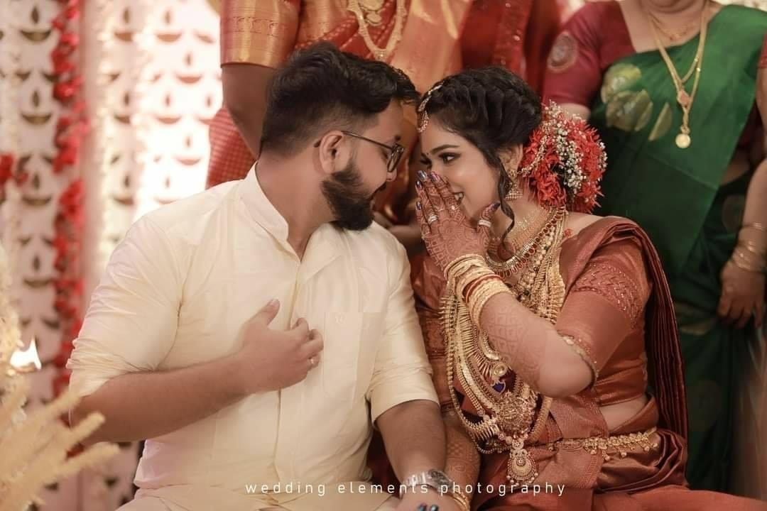 Athira Madhav wedding