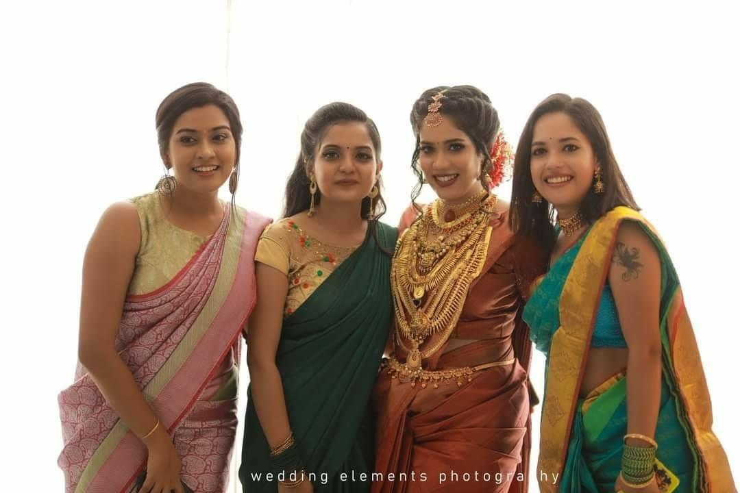 Athira Madhav marriage photo