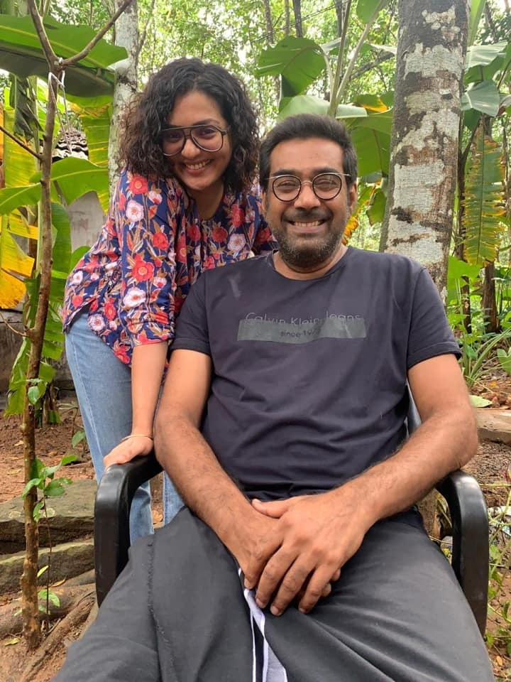 Parvathy actress Biju Menon movie