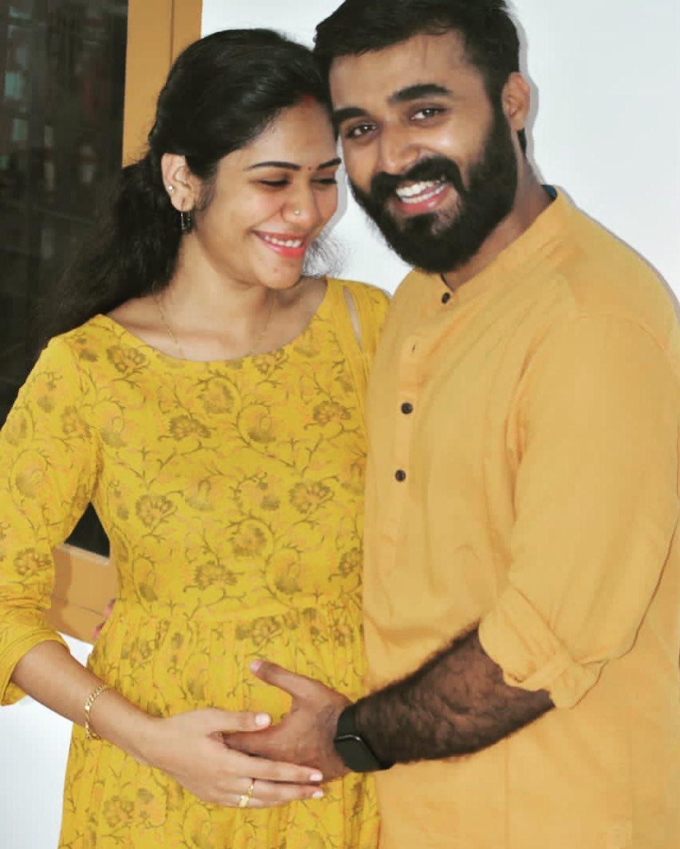 Darshana das pregnant
